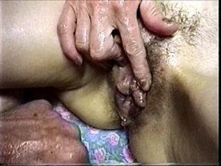 Shirley getting pussy fucked hard and balls deep.