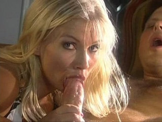 anal sex with blonde