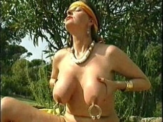 Pierced Nipples And Pussy