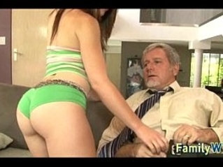 Stepdaughter gets fucked