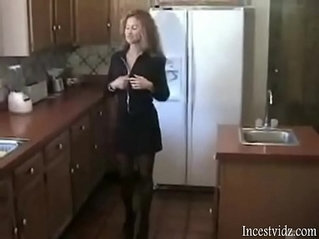 Hotwiferio sexy housewife gets fucked by stepson