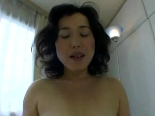 Hungry milf eats cock very lucky guy