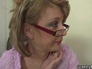 Office lady is forced him fuck hard