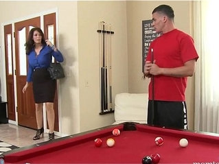Mom wants sons friends cock