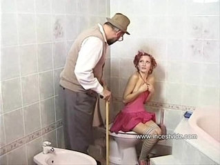 Horny granddaugters asshole