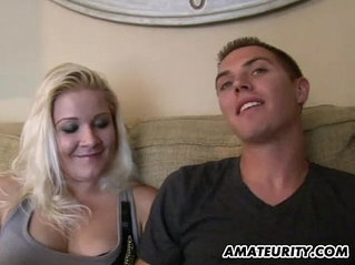 Amateur ex girlfriend sucks fucks her pussy licking with cum in mouth