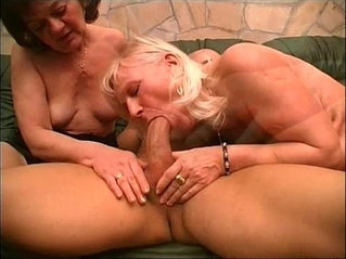Granny squirts