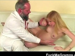 pregnant hot girl perverted by old man