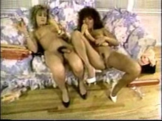 sexy hermaphrodites lick, suck and masterbate each other.